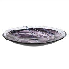 Contrast Black Platter