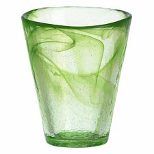 <strong>Kosta Boda</strong> Mine Lime Tumbler Glass