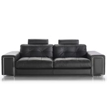 Elite Dayton Leather Sofa