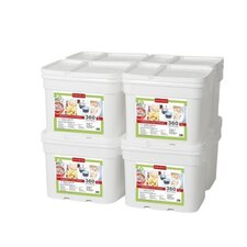 360 Meals Emergency Food Storage (Set of 8)