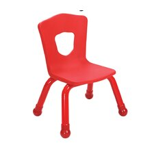 "<strong>Brite Kids</strong> 9.5"" Plastic Classroom Stacking Chair (4 Pack)"