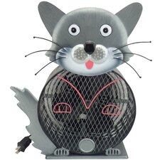 Himalayan Breeze Medium Decorative Cat Fan