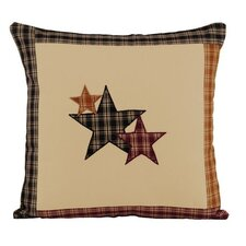 <strong>IHF Home Decor</strong> Cambridge Star Pillow