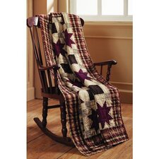 <strong>IHF Home Decor</strong> Westbrook Cotton Quilted Throw