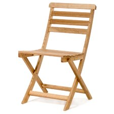 <strong>All Things Cedar</strong> Oak Bistro Side Chair