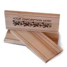 3 Piece Cedar Plank Gift Pack
