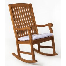 <strong>All Things Cedar</strong> Rocking Chair with Cushion