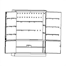 "Electronic 60"" Wide Combination Sets"