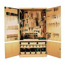 Small General Shop Tool Storage Cabinet