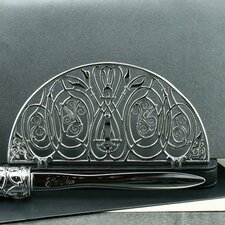 Desktop Ironwork Letter Holder