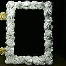 Shell Picture Frame