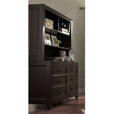 Tuscan 6 Drawer Dresser