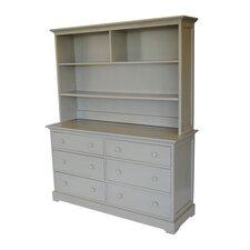 Chesapeake 6 Drawer Dresser