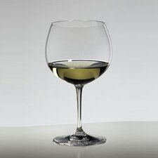 Vinum Montrachet Chardonnay White Wine Glass (Set of 2)