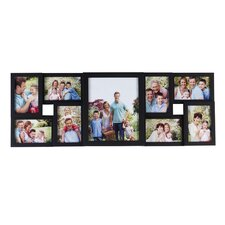 9 Opening Collage Picture Frame