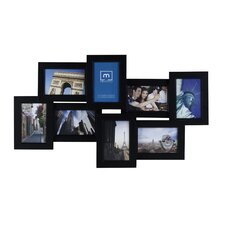 8 Opening Deep Collage Picture Frame