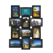 12 Opening Concave Convex Collage Picture Frame