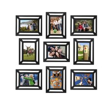 9 Piece Picture Frame Set