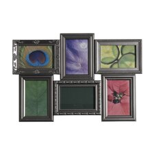 6 Opening Multi Profile Collage Picture Frame