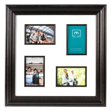 4 Opening Collage Picture Frame with Fillets