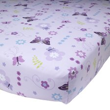 Butterfly Lane Fitted Sheet