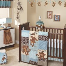Giggles 5 Piece Bedding Set