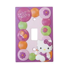 Hello Kitty® Garden Switch-plate Cover