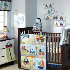 Little Traveler 7 Piece Bedding Set