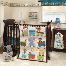 Choo Choo 3 Piece Bedding Set