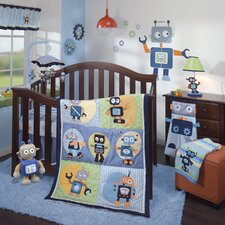 Robbie 1.0 4 Piece Bedding Set