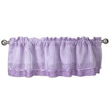 "Butterfly Lane 54"" Window Valance"