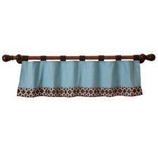 "Giggles 53.5"" Window Valance"