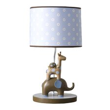 <strong>Lambs & Ivy</strong> Jake Lamp with Shade