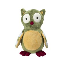 <strong>Lambs & Ivy</strong> Enchanted Forest Plush Owl Stuffed Animal