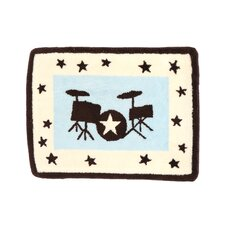 Rock 'N Roll Kids Rug