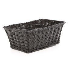 <strong>Lambs & Ivy</strong> Madison Avenue Baby Basket in Espresso