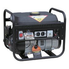 1350 Watt Portable Gas Generator