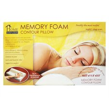 <strong>Home Innovations</strong> Memory Foam Contour Standard Pillow