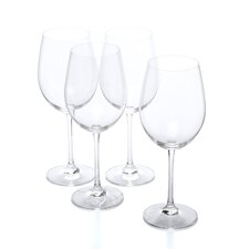 Vivendi Bordeaux Glasses (Set of 4)