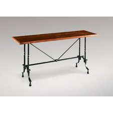 <strong>Charleston Forge</strong> Mateuse Console Table