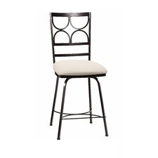 "<strong>Charleston Forge</strong> Camino 26"" Swivel Bar Stool"