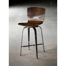 "<strong>Charleston Forge</strong> Fresno 26"" Swivel Bar Stool"