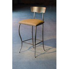 "<strong>Charleston Forge</strong> Beck 30"" Bar Stool with Cushion"
