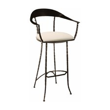 "Hudson Wrap 30"" Bar Stool"