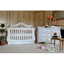 <strong>Million Dollar Baby Classic</strong> Ashbury Convertible Crib Set