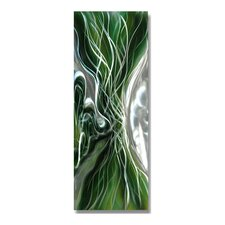 <strong>Pure Art</strong> Greener Pastures Handcrafted Aluminum