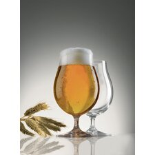 Classic Stemmed Pilsner Beer Glass (Set of 4)