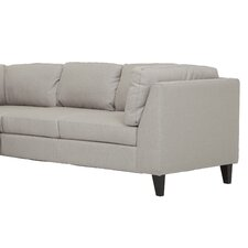 <strong>EQ3</strong> Salema Right Hand Loveseat