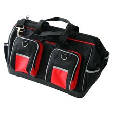 "18"" Plastic Base Tool Bag"