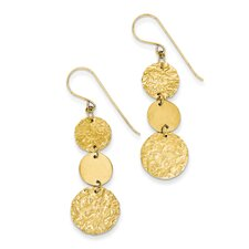 <strong>Goldia</strong> 3-Tier Dangle Earring
